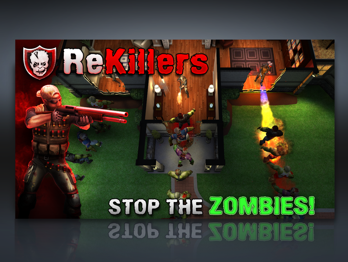 ReKilelrs Zombie Defense
